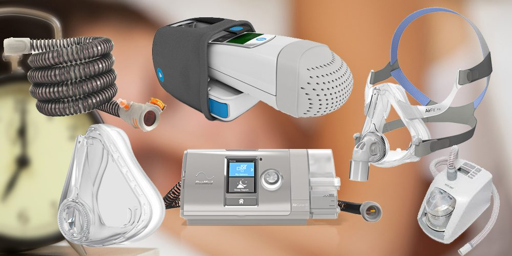 CPAP Machines and Supplies – Capitol Sleep Medicine